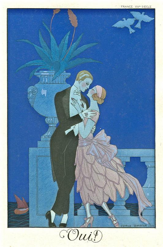 Oui! (George Barbier,1921)