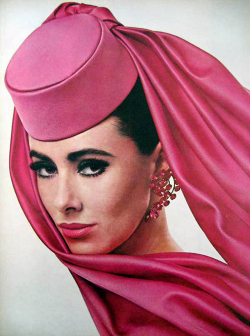 Pink fashion, early1960s