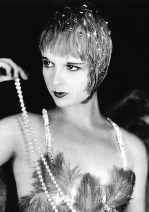 """Louise Brooks in """"The Canary Murder Case"""",1929"""