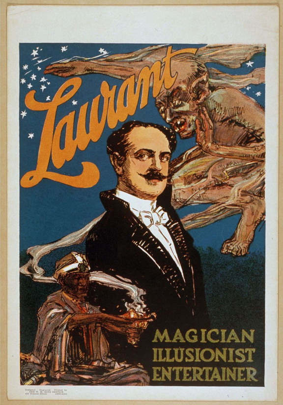 Laurant the Magician