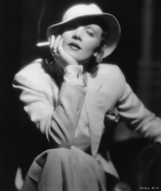 Marlene Dietrich, late1930s?