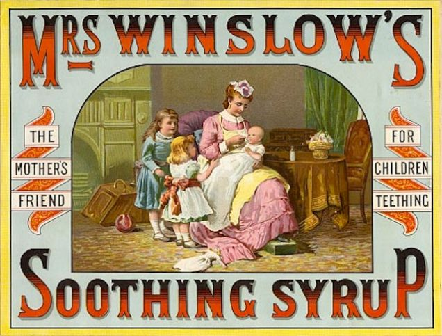 Mrs. Winslow's Syrup
