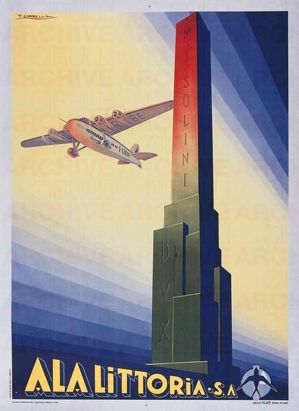 Mussolini, 1930s