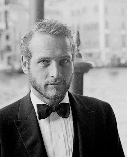 Paul Newman, Venice,1963