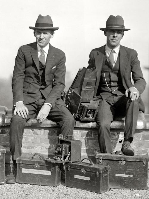 Paparazzi, 1920s