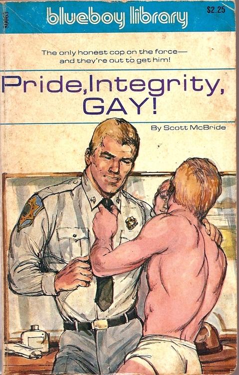 Pride, Integrity, GAY!