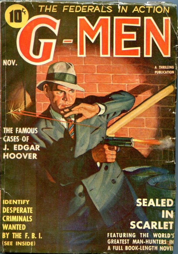 G-Men, The Federals InAction