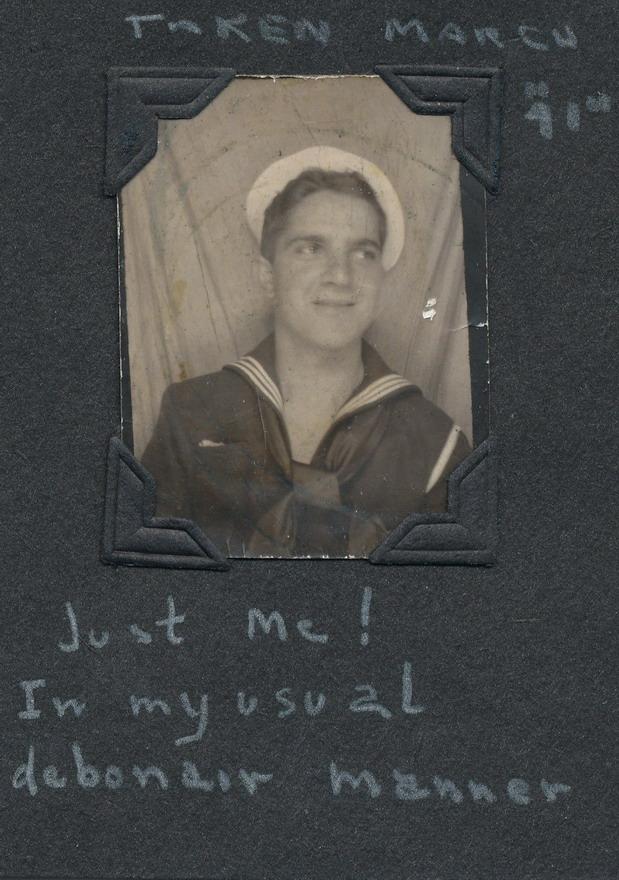 US Sailor, 1941