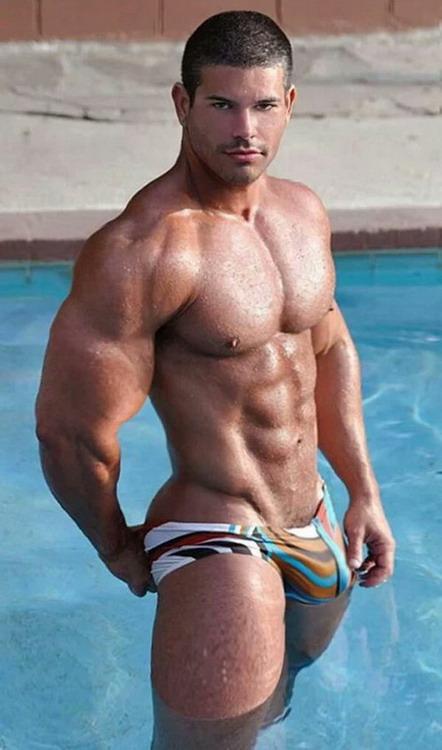 Speedo/Swimwear Model