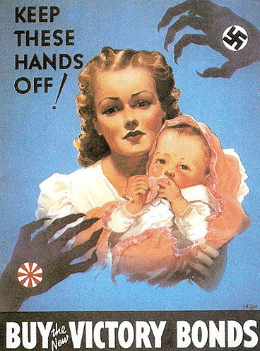 Buy Victory Bonds,WWII