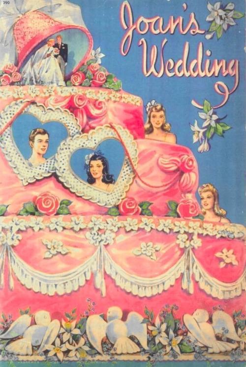 Joan's Wedding (early1940s?)