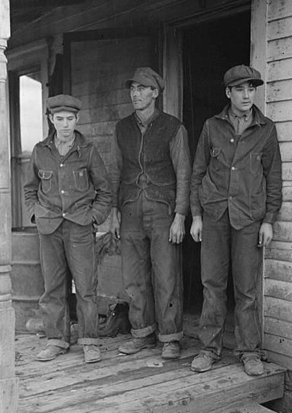 Workmen, 1920s