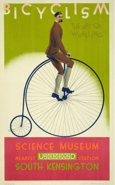 Bicyclism, London, 1928