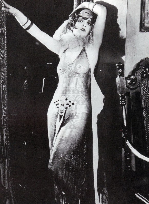 """Clara Bow in """"My Lady of Whims"""",1925"""