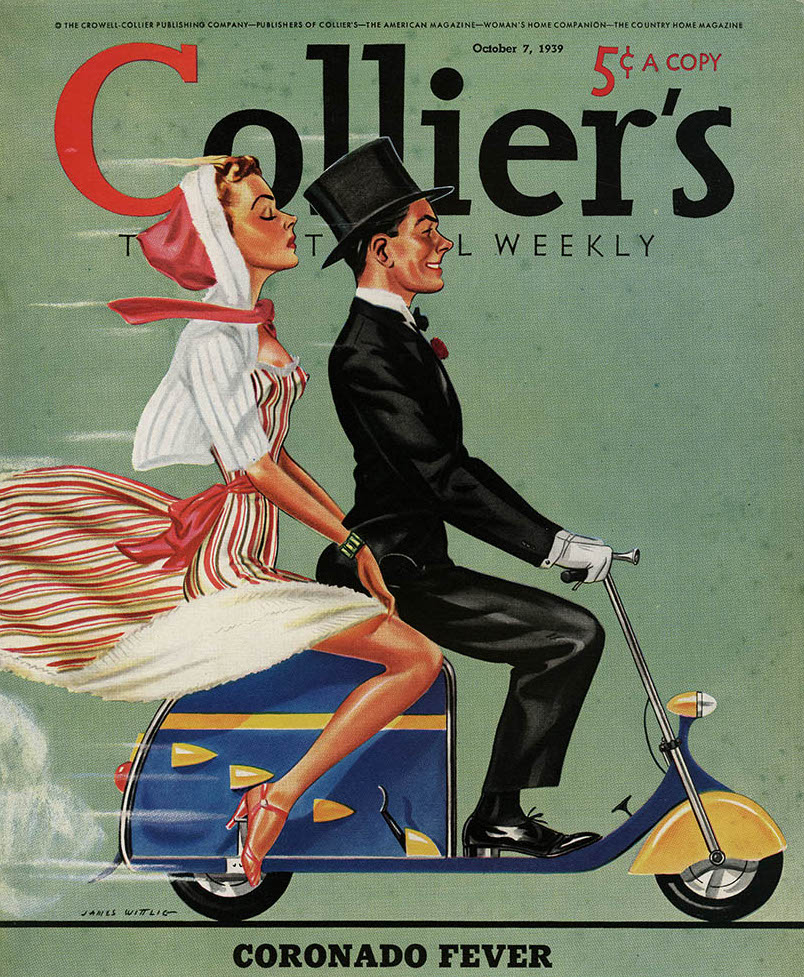 Colliers, 1939