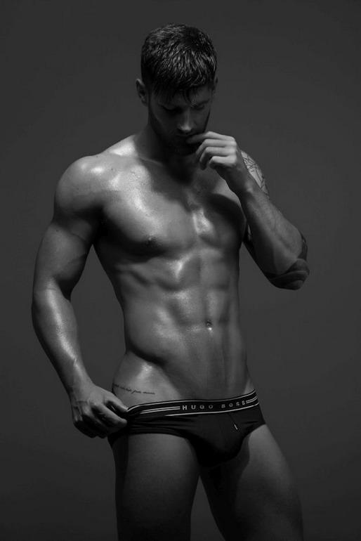 Hugo Boss UnderwearModel