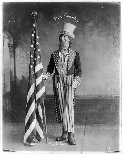 Vintage Uncle Sam