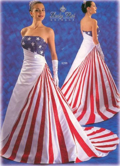 All-American Girl Dress