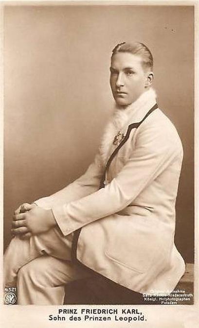 Prinz Friedrich Karl