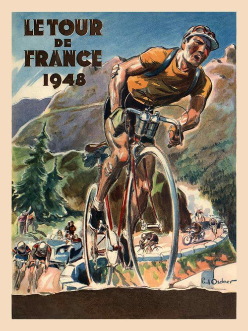 Tour de France,1948