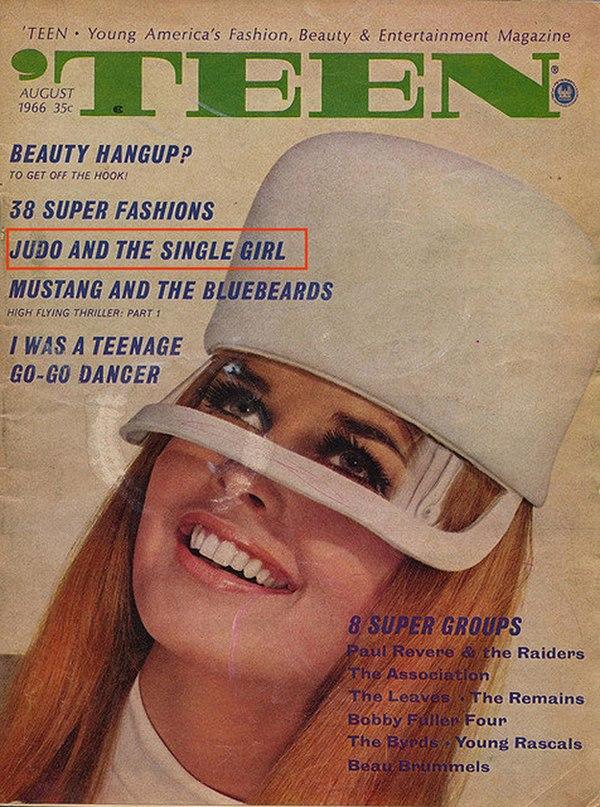 Teen fashion, 1966