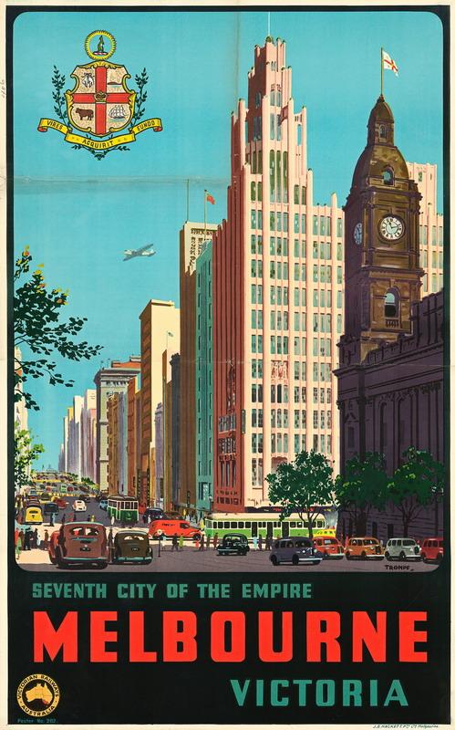 Melbourne, Australia, 1930s