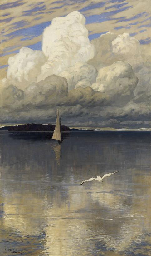 """Calm Waters"" by VladimirFedorovich"