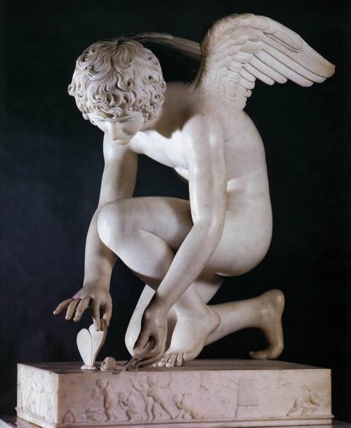 Statue by Antoine-DenisChaudet