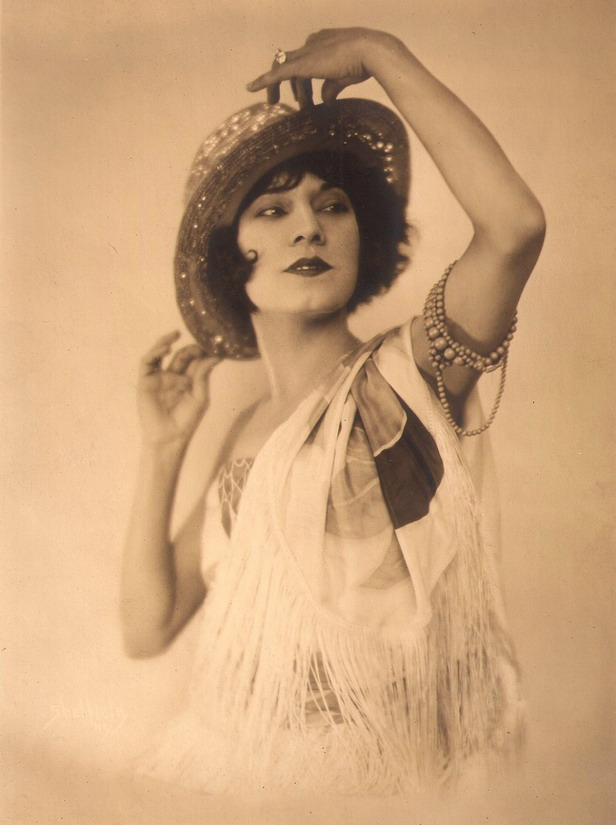 Dora Ford, Silent Film Star, circa 1920