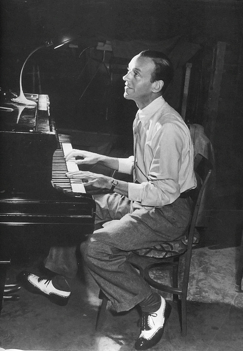 Fred Astaire, photo by Bob Landry, 1941