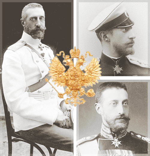 Russian Grand Duke Sergei
