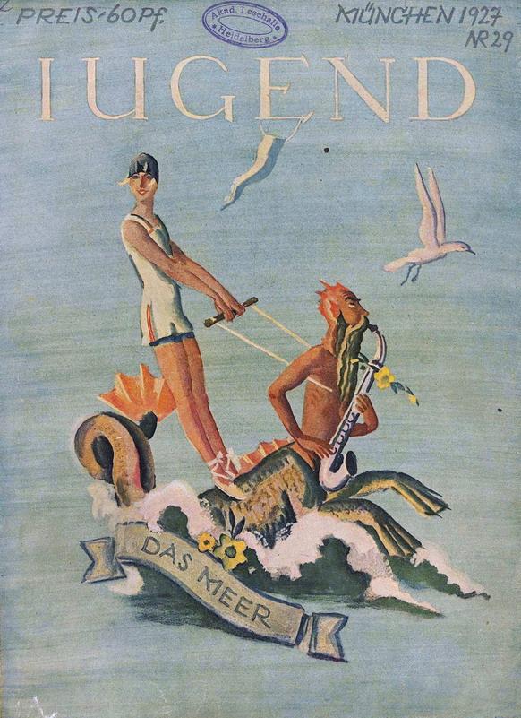 Jugend, 1927