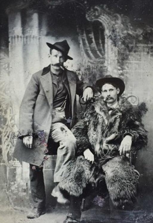 Vintage Men Together