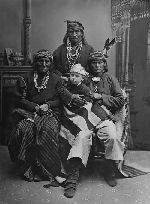 Native North Americans,1800s