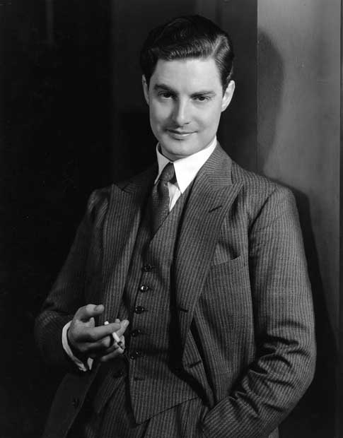 Young Robert Donat