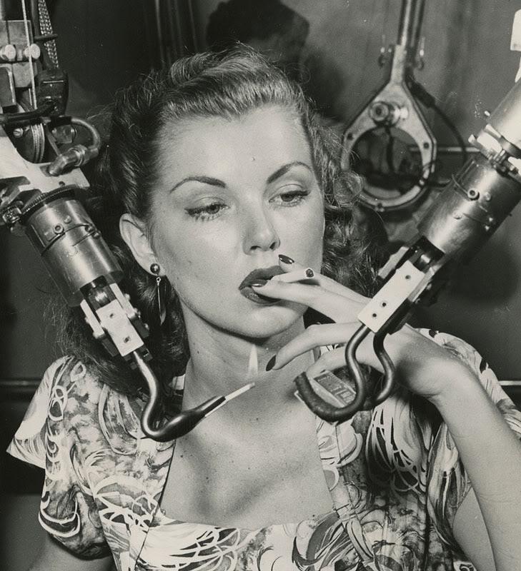 Robotic assistance, 1940s
