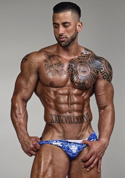 Muscle & Ink