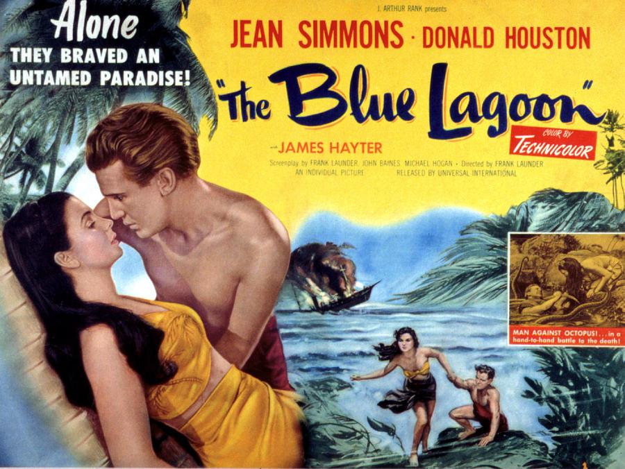 "The original ""BlueLagoon"""