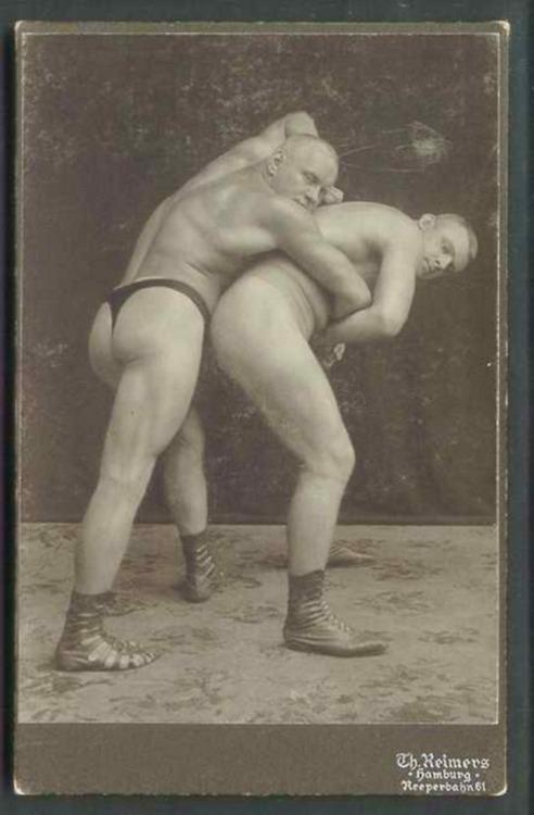 German Wrestlers