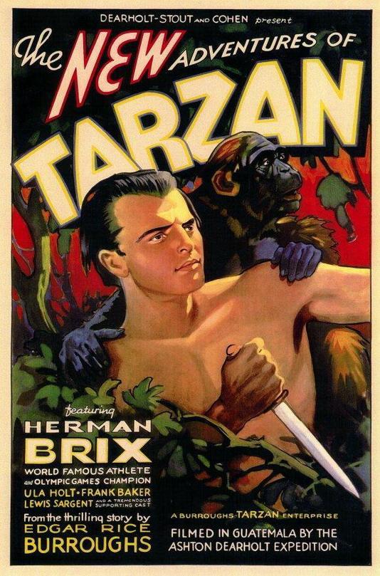The New Adventures ofTarzan