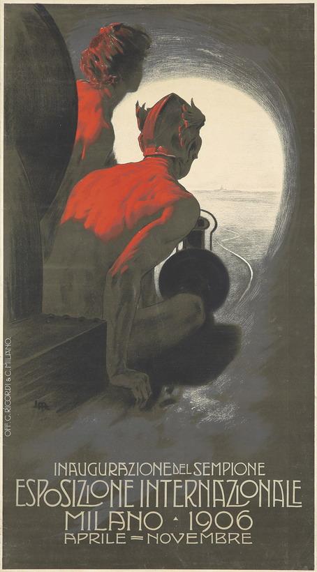 Esposizione Internationale, Milano,1906