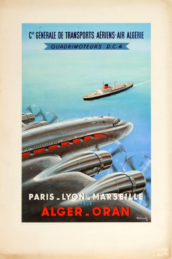 Air Algerie, 1953