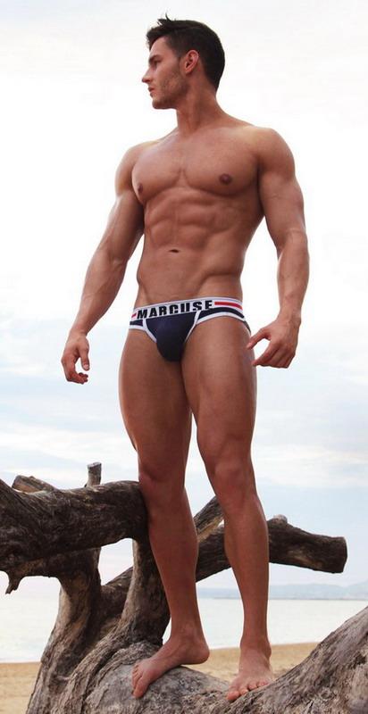 Underwear model AnatolyGonacharov