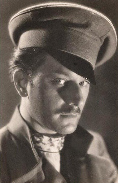 German-British actor Anton Wohlbruck