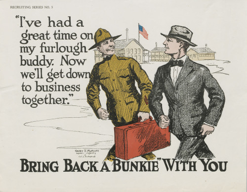 Bring back a bunkie with you!