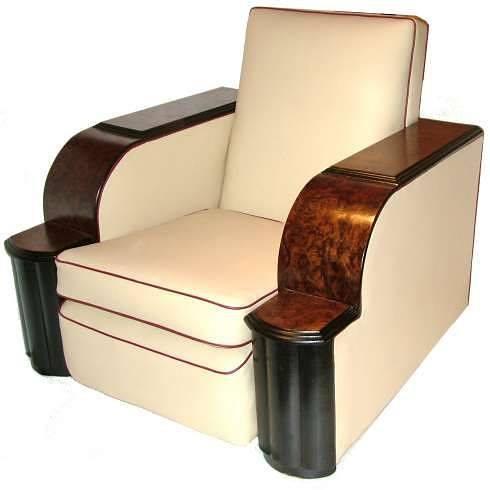Art Deco Chair,1930s