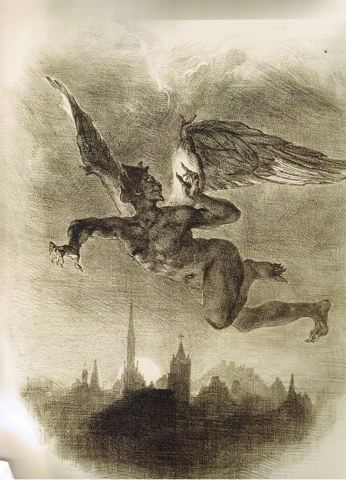 Flying Demon