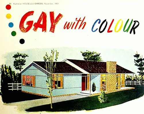 Gay with colour!