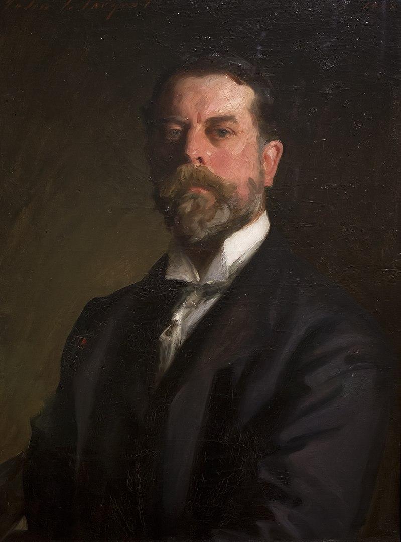 Self-Portrait by John SingerSargent