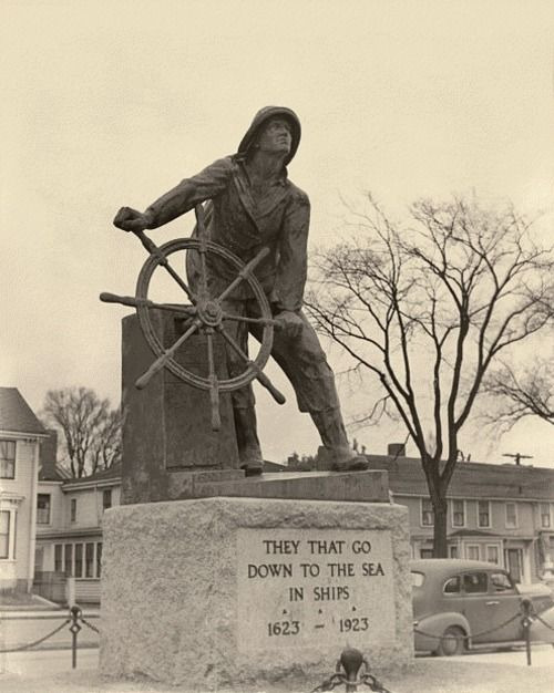 Mariner's Memorial, Gloucester, Massachusetts